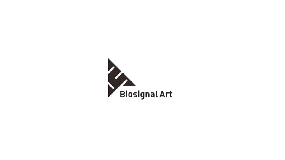 Biosignal Art ブランディング映像