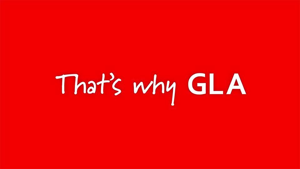 That's Why GLA